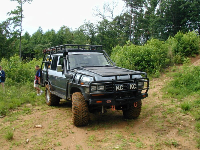 60 62 Series Exo Cage Land Cruiser Tech From Ih8mud Com