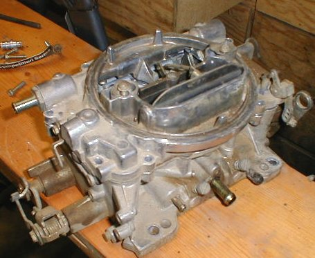 Carter/Edlebrock Carb Modifications - Land Cruiser Tech from IH8MUD com