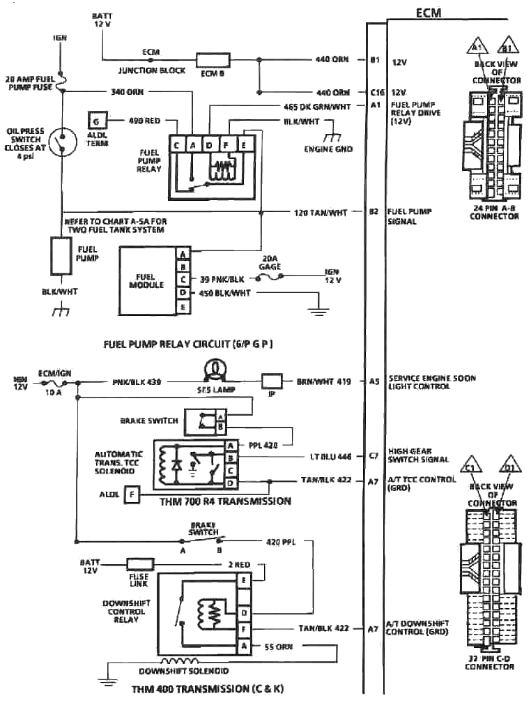 solved i need a valve body diagram 700r4 transmission fixya