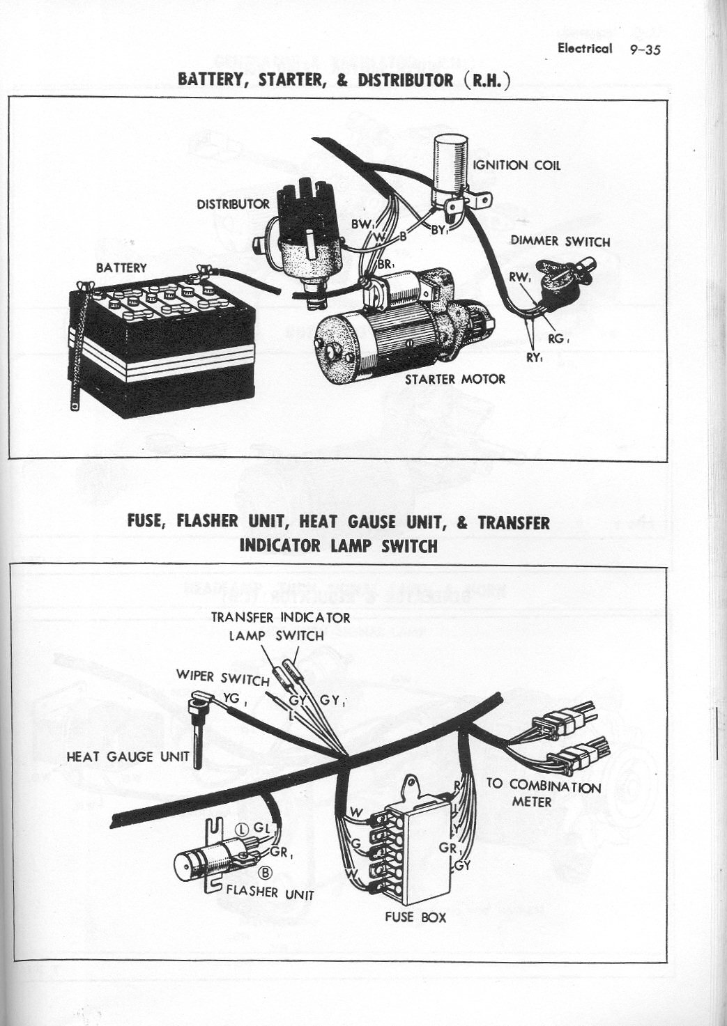 1972 Fj40 Wiring Diagram Electrical Diagrams 1979 1980 1971 Wire Data Schema U2022