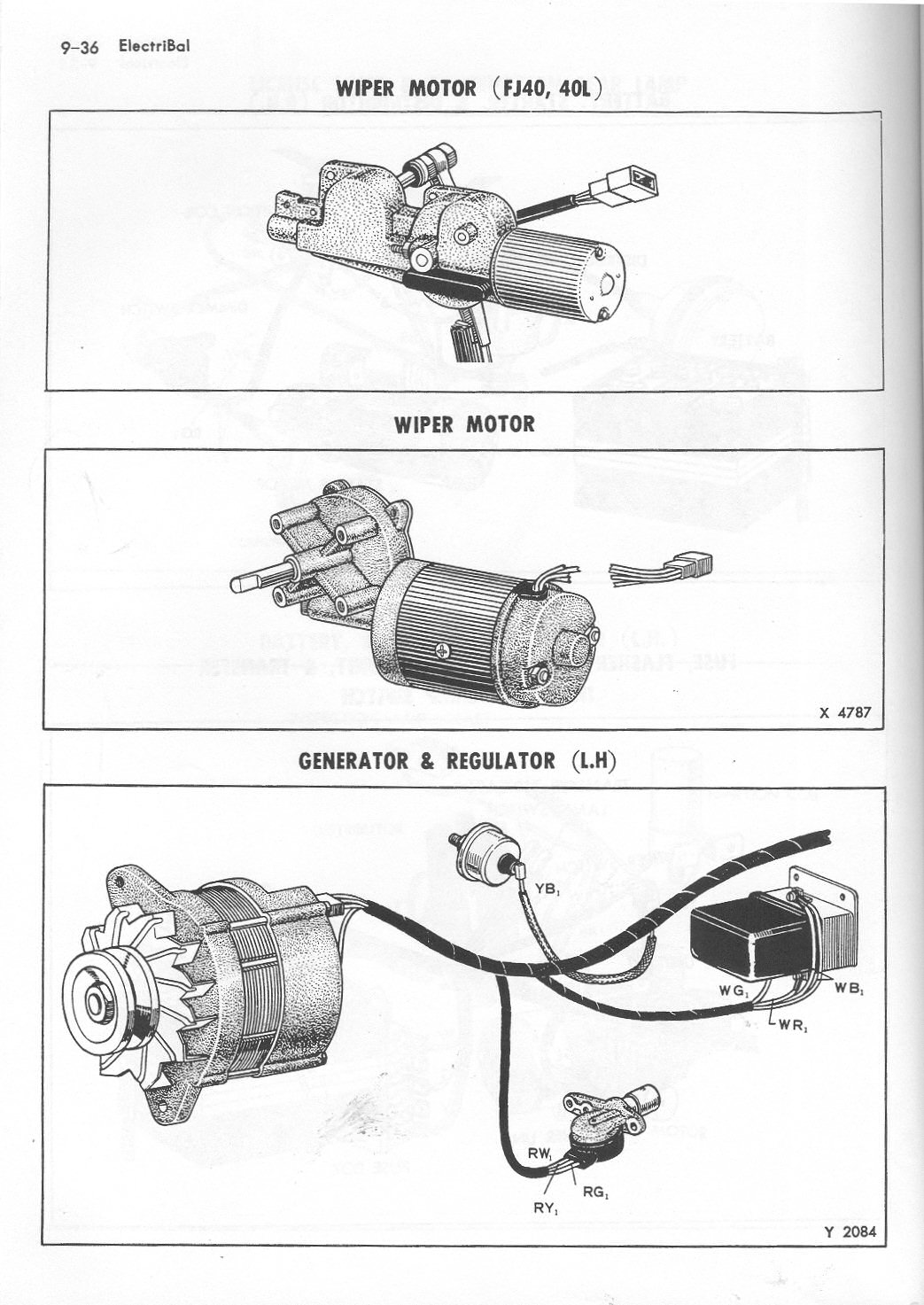 fj40 ignition switch wiring diagram  fj40  get free image