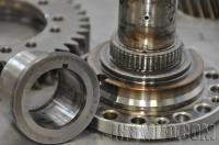 Gears separated