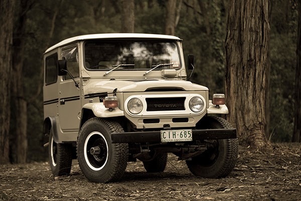 ARB: Introducing Our First Off Road Icon