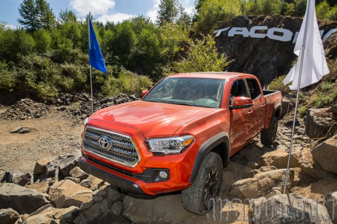 Details: 2016 Toyota Tacoma